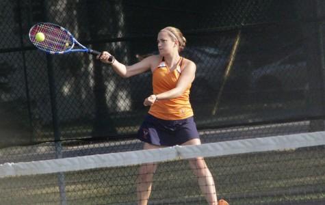 Girls Tennis 2013