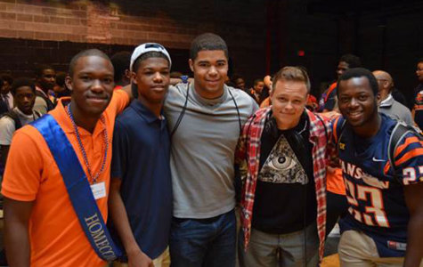 Evanston Hosted a Black Male Summit to Inspire Students