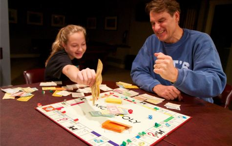 Students and their families find different ways to celebrate the season