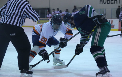 Hockey faces New Trier in order to advance to next stage