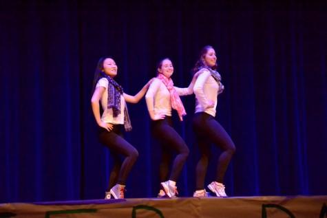 Winter Dance Showcase 2015