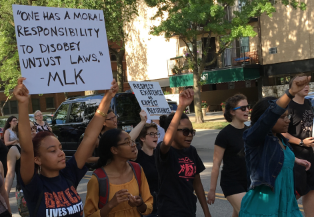 Student protesters to continue activism throughout this year