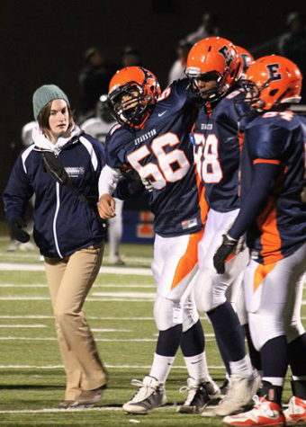 Athletic training program gives students behind-the-scenes look at sports
