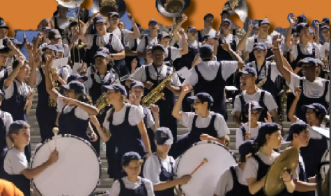 Dancers to mix with marching band to perform Homecoming halftime show
