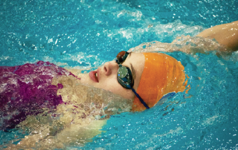 State competition builds pressure for Girls Swimming