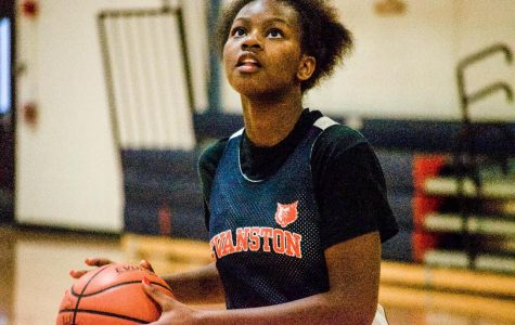 Experienced girls basketball team starts their journey in Schaumburg