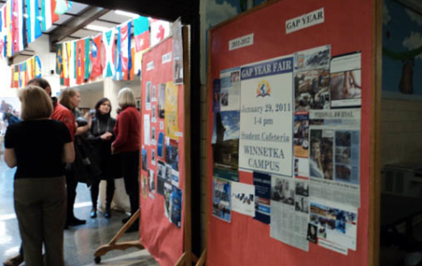 New gap year fair opens doors for students