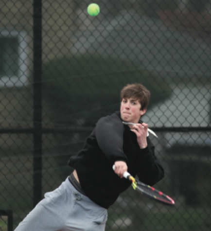 Senior class leaves big role to be filled for boys tennis