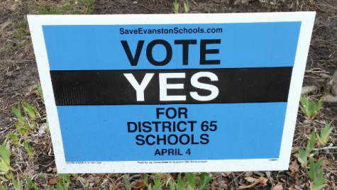 District 65 budget referendum wins by a landslide