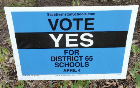 District 65 budget referendum wins by a landslide