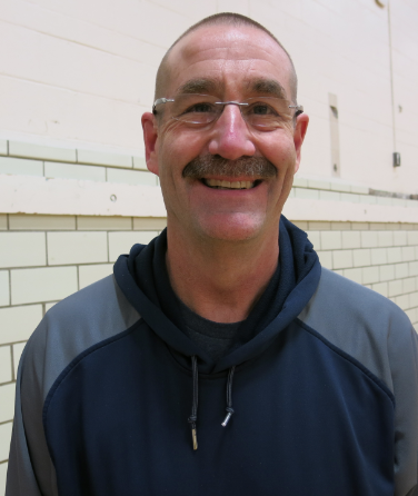 ETHS bids a fond farewell: Tim Richardson