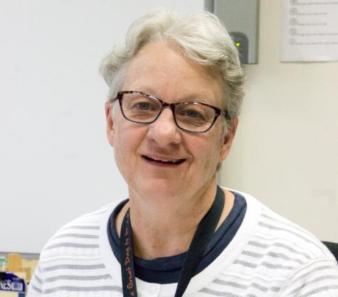 ETHS bids a fond farewell: Leslie Wenzel