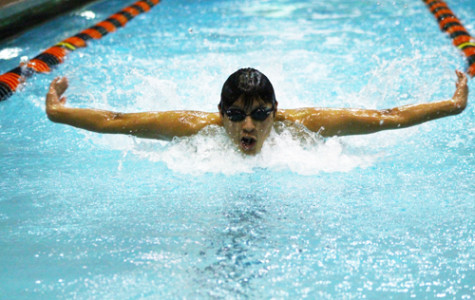 Boys swimming finishes tenth at state
