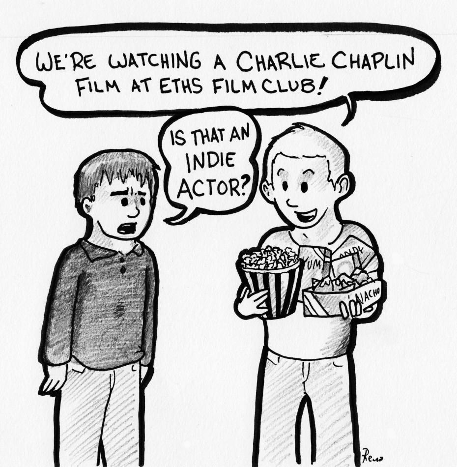 New president revitalizes Classic Film Club