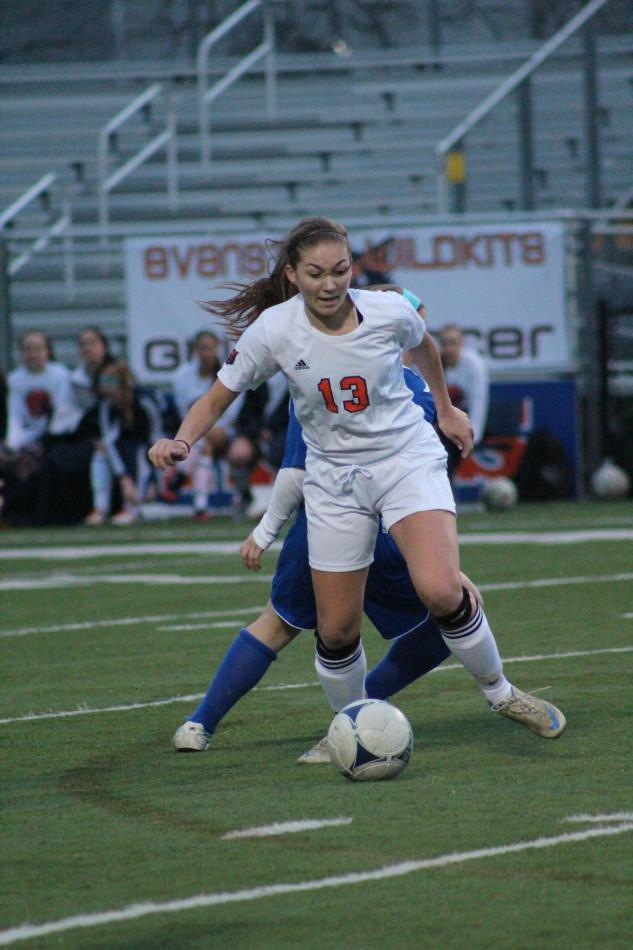Kits gear up for Naperville North Invite