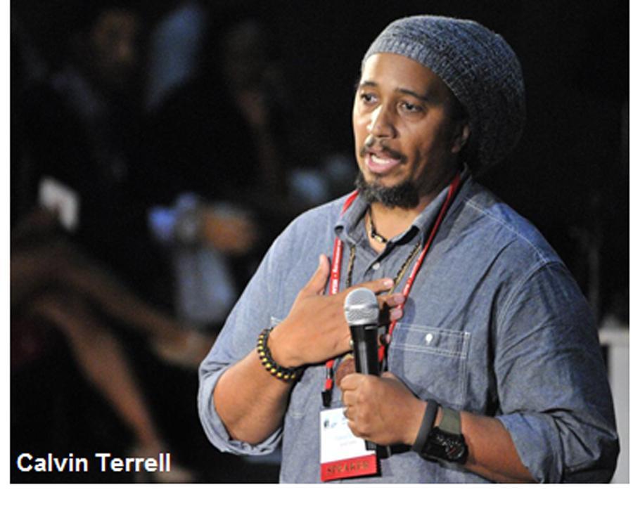Calvin Terrell inspires freshmen to gain confidence