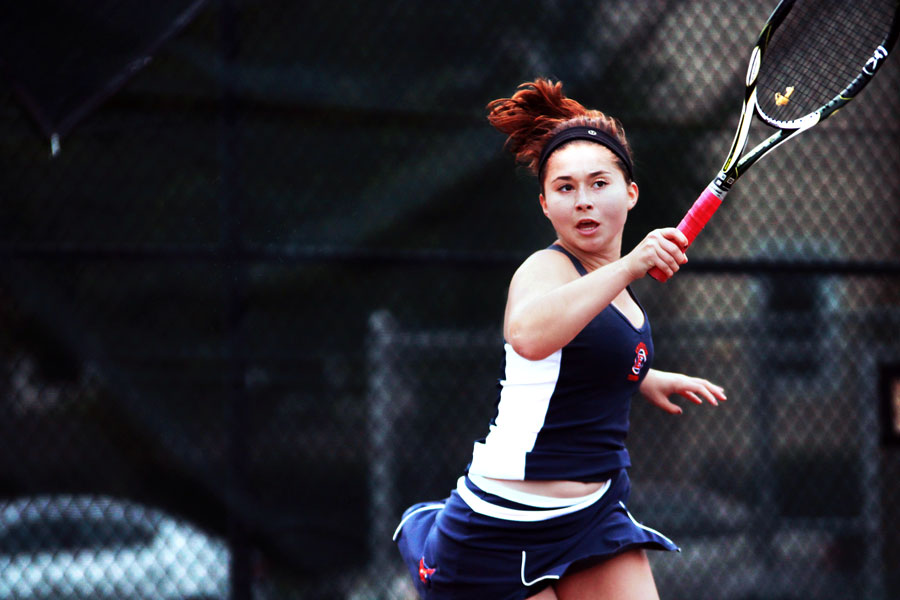 Girls tennis feeling confident heading into Hawk Invite