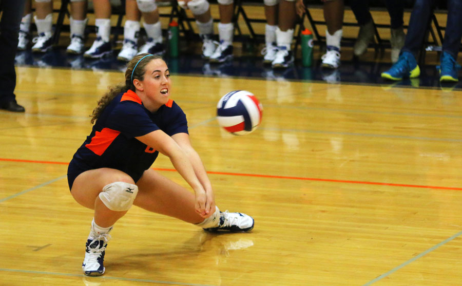Girls+Volleyball+brace+themselves+for+Wheaton+classic+in+Warrenville