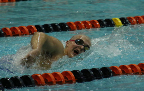 Boys Swimming heads to New Trier for state finals