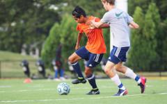 Soccer kicks off season against Conant Cougars