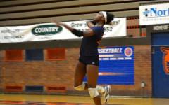 Girls volleyball opens against Lane Tech