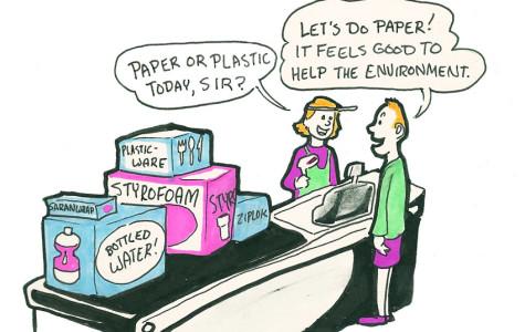 Plastic bag ban fails to address environmental problems