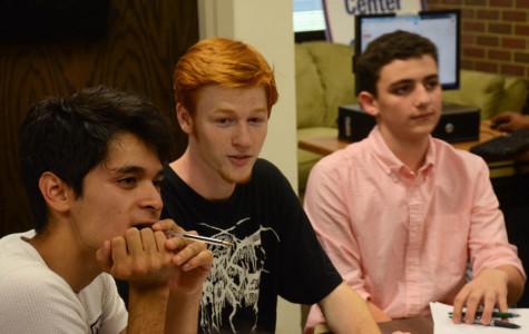 Speech and Debate Teams merge
