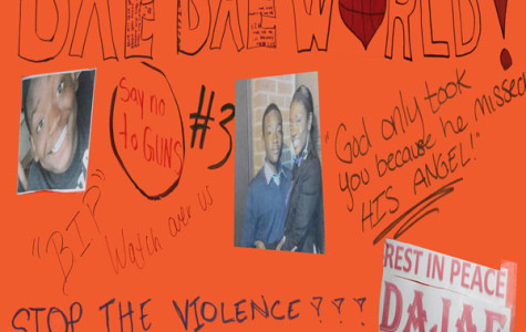 ETHS continues the memory of Dajae Coleman