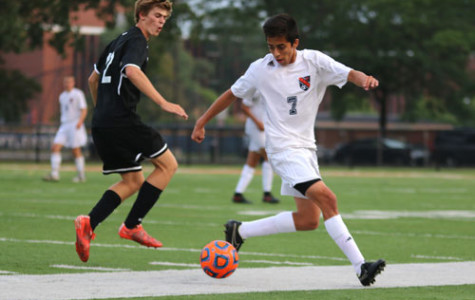 Boys varsity soccer tournament, ETHS vs Lake Forest vs Payton vs Mather