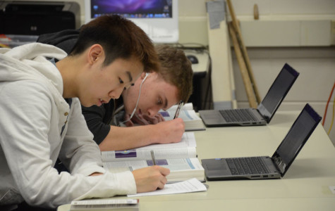 AP classes overshadow other options