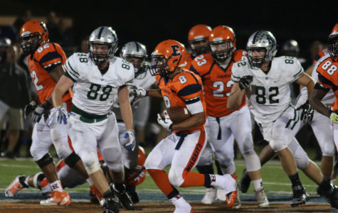 Football to face South Elgin in first round of playoffs tonight
