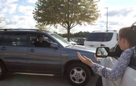 Park at your own risk: Safety officers enforce strict parking lot rules