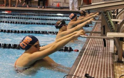 Swim team goes for 18