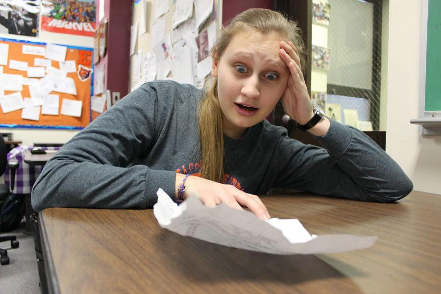 Anxiety strikes ETHS students