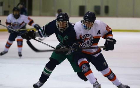 Boys hockey vs Notre Dame