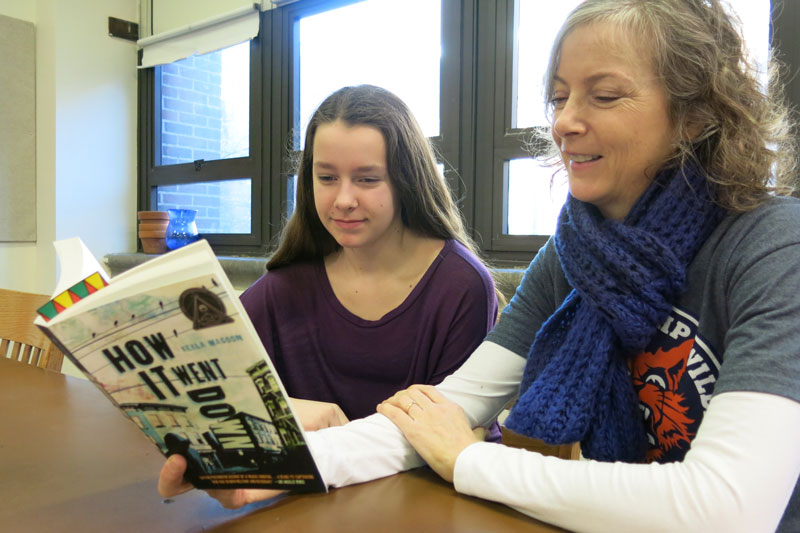 New YA Book Club club aims to connect students and staff over literature