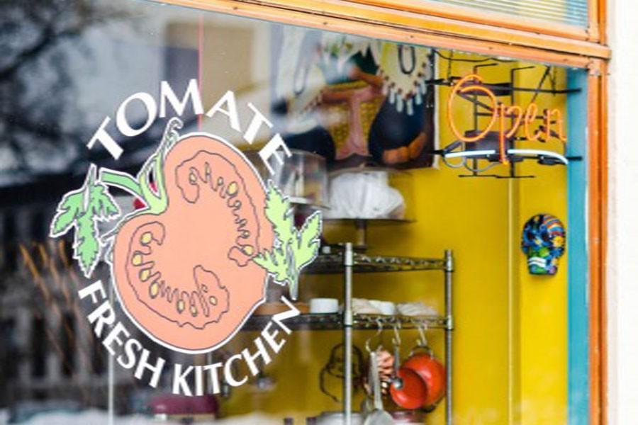 Tomate Taco Shop