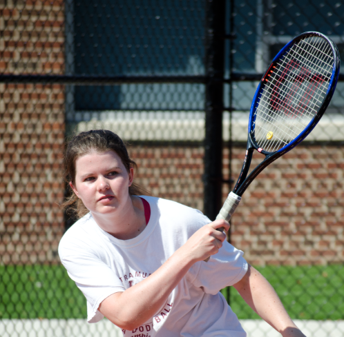 Tennis Travels to Oak Park-River Forest