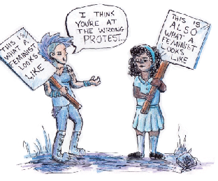 Free the Feminist
