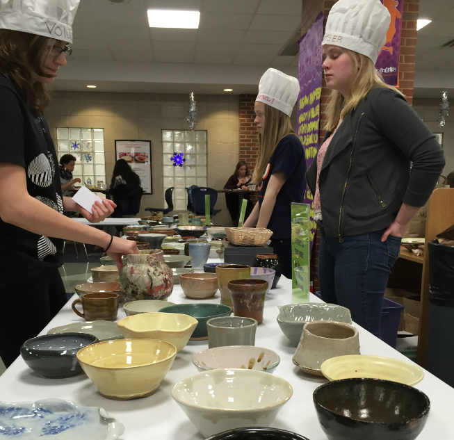 Empty Bowl continues community tradition for 16th year