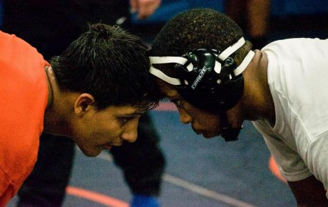 Wrestling hosts first meet of season tonight at 5:30
