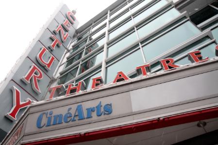 Century Theater in downtown Evanston