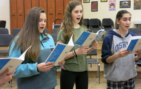 A capella groups join forces for spring concert