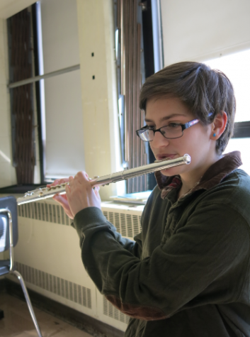 Band students prepare for solo and ensemble festival