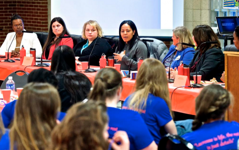 Women in Sports Lunch works to change attitudes surrounding girls athletics