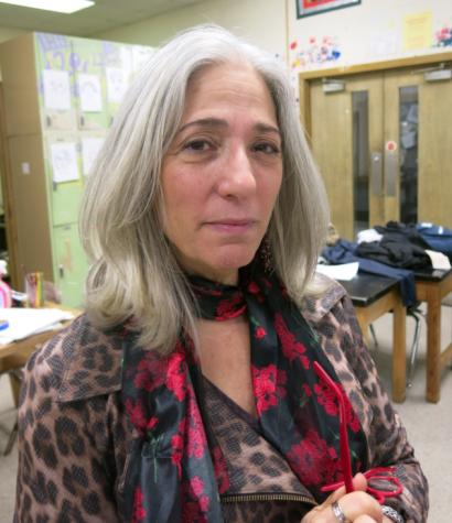 ETHS bids a fond farewell: Pam Sloan