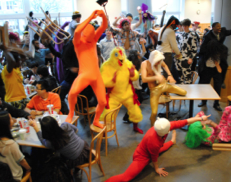 The Harlem Shake sent students across the country into a dance craze.
