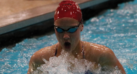 Youth to fuel swim team's success this season