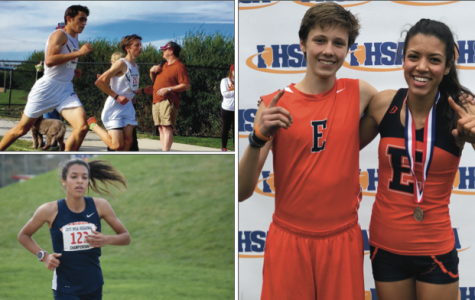 Cross country seniors leave mark on program
