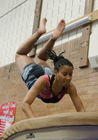 Gymnastics flipping their way into the record books